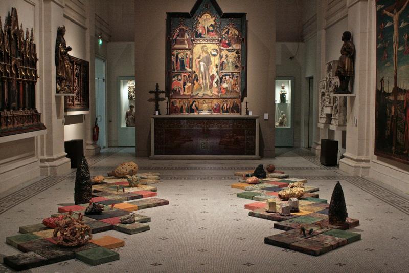 Hic sunt dracones, 2010 - Musée des Arts Décoratifs de Paris