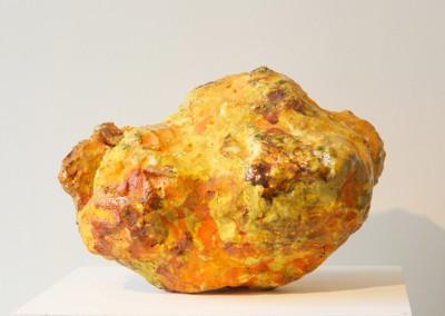 Pierre, 2012 - céramique, 26x23x21cm